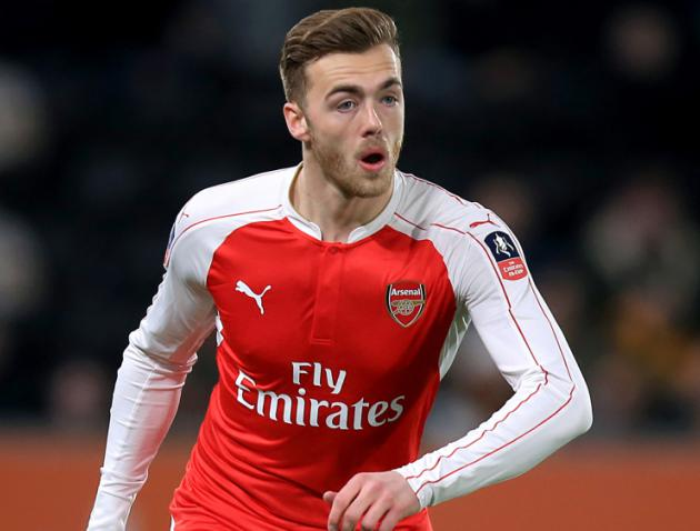 Arsenal defender Calum Chambers set for Middlesbrough debut v Crystal Palace