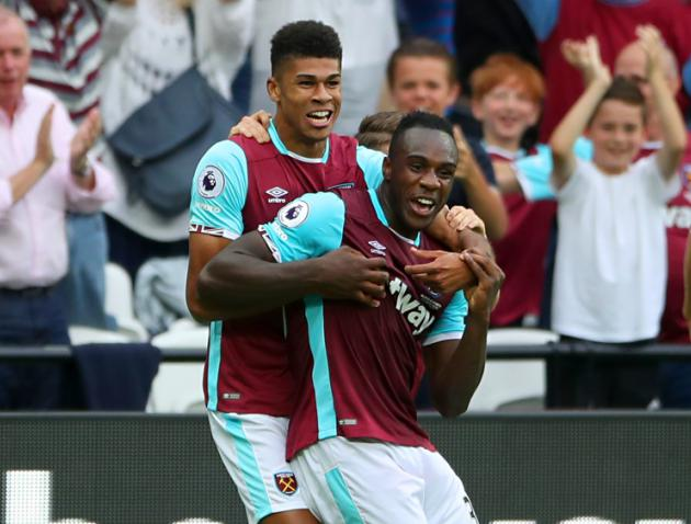 West Ham beats Bournemouth