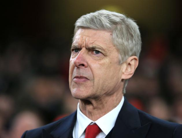 Arsenal's Wenger discusses Barcelona's 'tricks' to influence Champions League referee