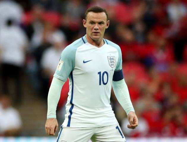 Rooney to captain England for World Cup Qualifier against Scotland