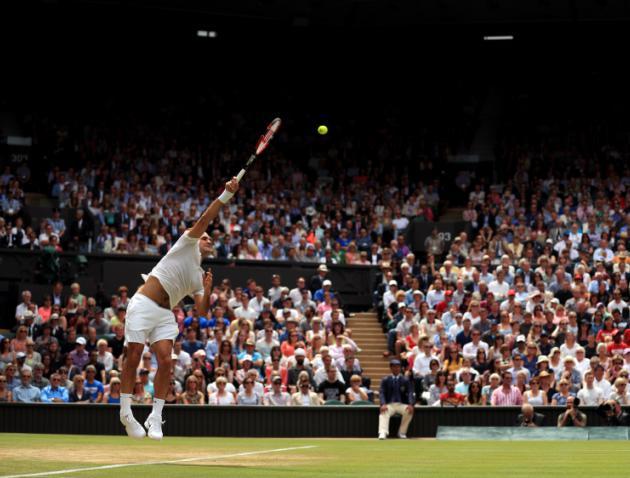 Andy Murray K.O.'s Kyrgios