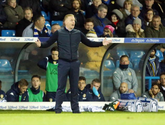 Garry Monk left 'gutted' as Leeds crash out of the EFL Cup