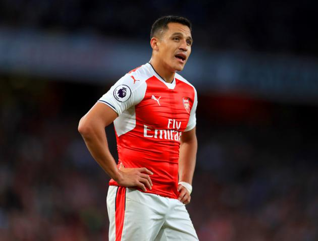Arsene Wenger lavishes praise on Arsenal star Alexis Sanchez