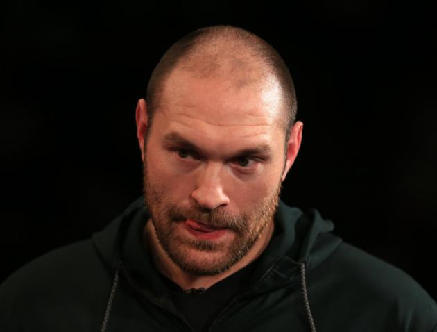 Tyson Fury says he's retired from boxing