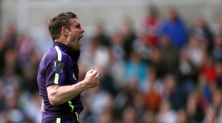 Transfer Watch: Milner to face tug-of-love with interest from Arsenal and Liverpool
