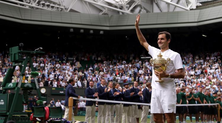 Wimbledon 2017: Federer's 19th Grand Slam win