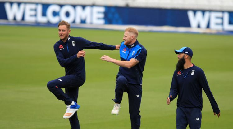 England in strong position for victory after day three against South Africa