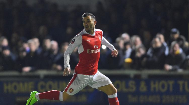 Agent confirms Arsenal striker Lucas Perez wants to leave: Fans are devastated