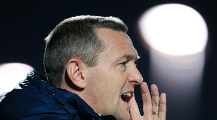Aidy Boothroyd steps up for shortterm England Under21 role