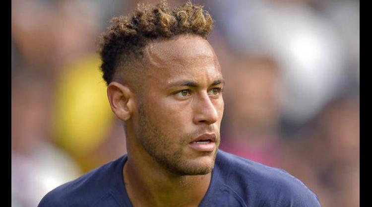 Neymar Hairstyle Psg 2018