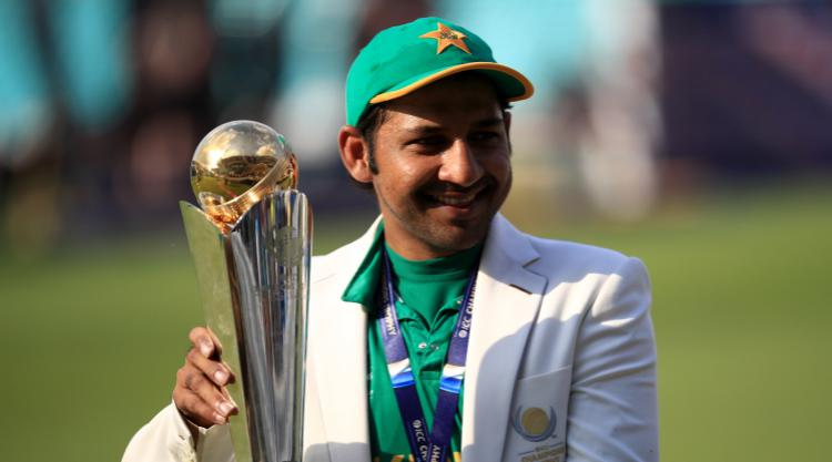 Pakistan's Champions Trophy winning team visits Prime Minister Secretariat