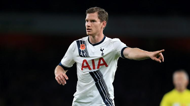 Jan Vertonghen: Tottenham won't be looking for excuses against Chelsea