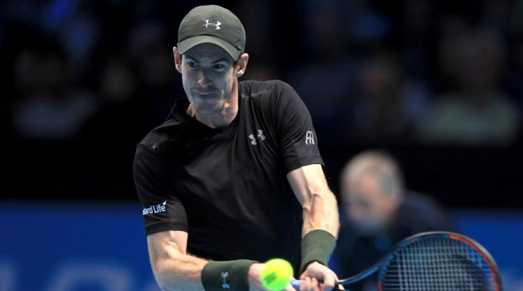 Andy Murray: So Far This Year Has Obviously Been A Struggle