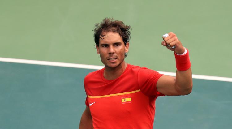 Djokovic and Nadal matches postponed because of rain