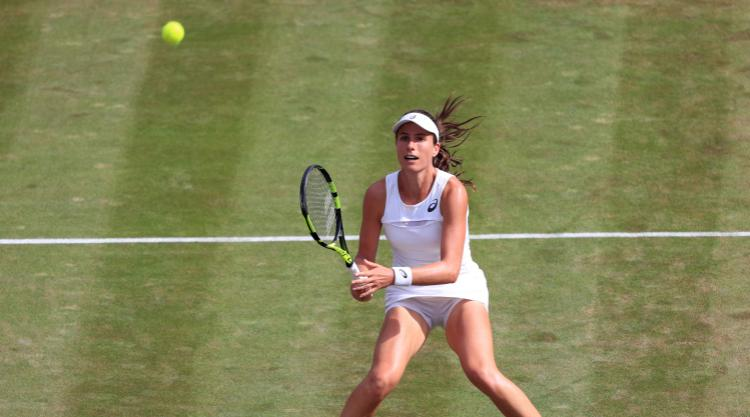 Composed Konta quells Garcia to make history at home