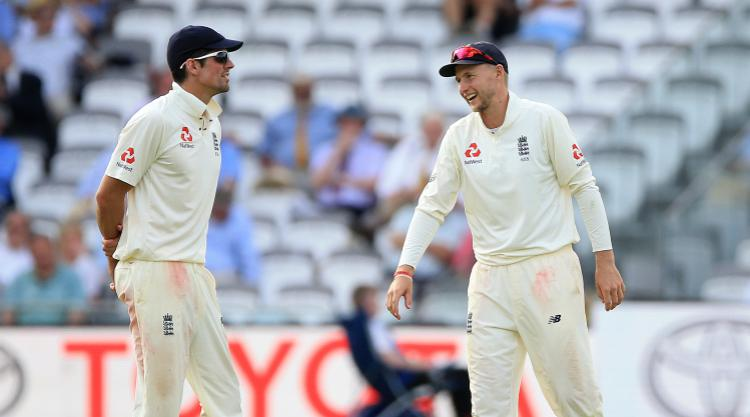 Cook impressed with Root's start as Test captain