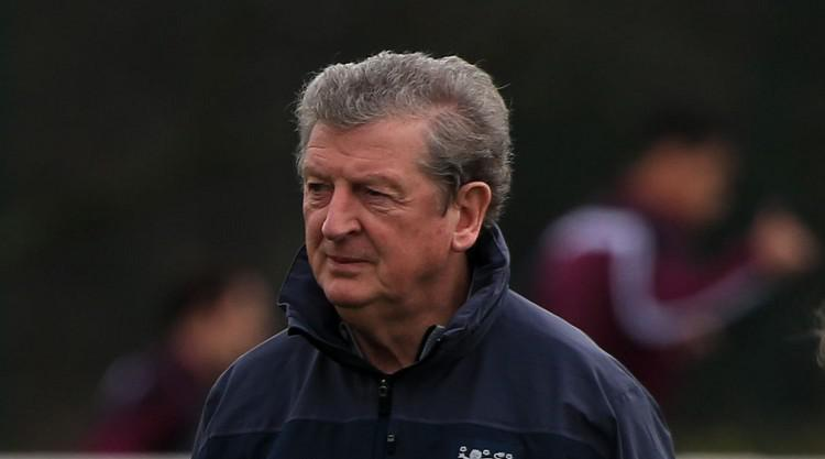 Hodgson calm about England future