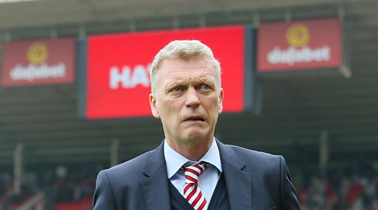 David Moyes says Sunderland relegation is 'worst day' of managerial career