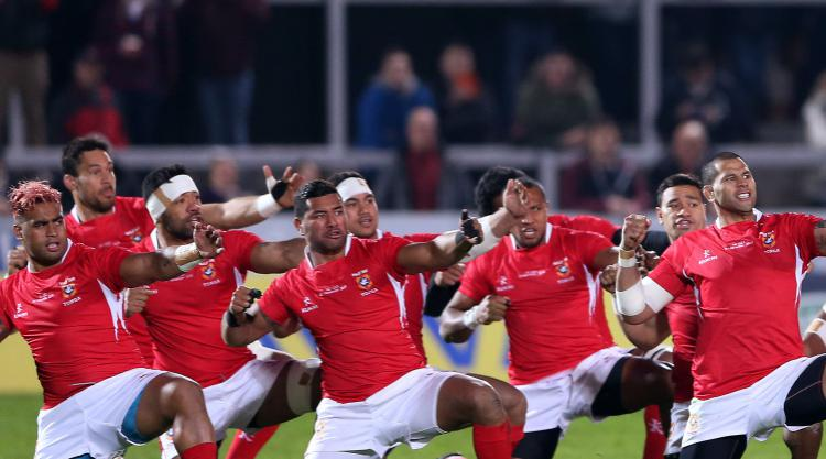 Tonga qualify for 2019 World Cup and will compete in England's group