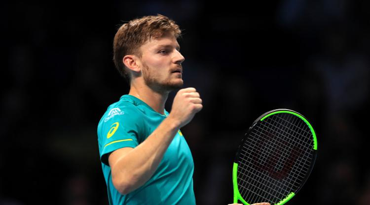 David Goffin Thrashes Dominic Thiem to Reach Semi-finals — ATP Finals