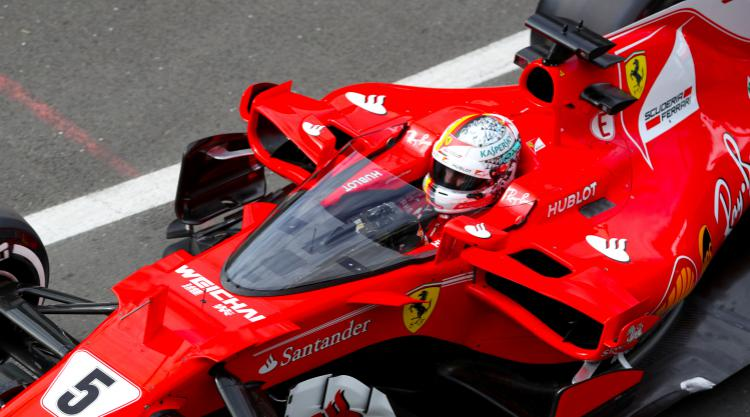 Sebastian Vettel cut Shield test short after feeling dizzy