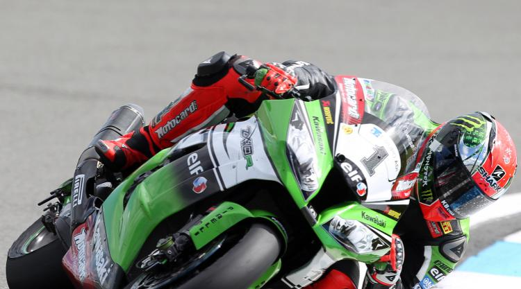Marco Melandri completes Italian century as Jonathan Rea extends lead