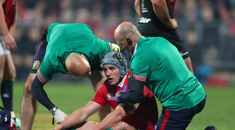 Farrell to sit out Maori All Blacks clash