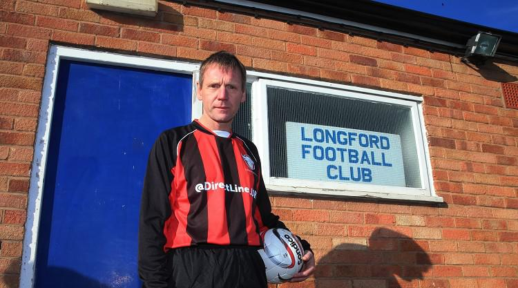 Stuart Pearce's Longford debut delayed by waterlogged pitch