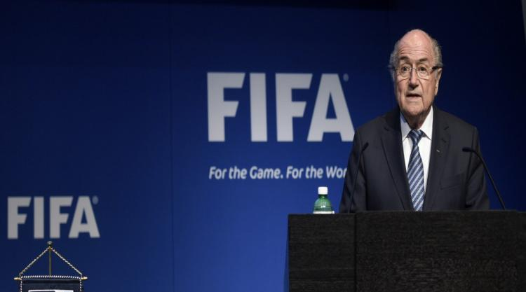 Sepp Blatter is resigning and nobody can quite believe it
