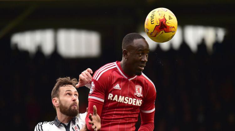 Villa sign Albert Adomah from Middlesbrough