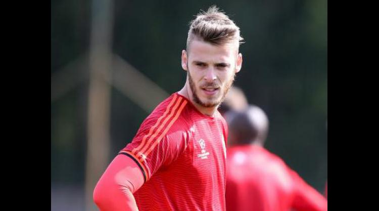 David de Gea named in Spain squad despite not playing for Manchester United