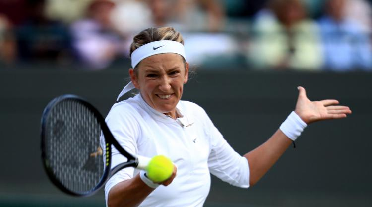 Victoria Azarenka sweeps Elena Vesnina in Wimbledon 2nd round