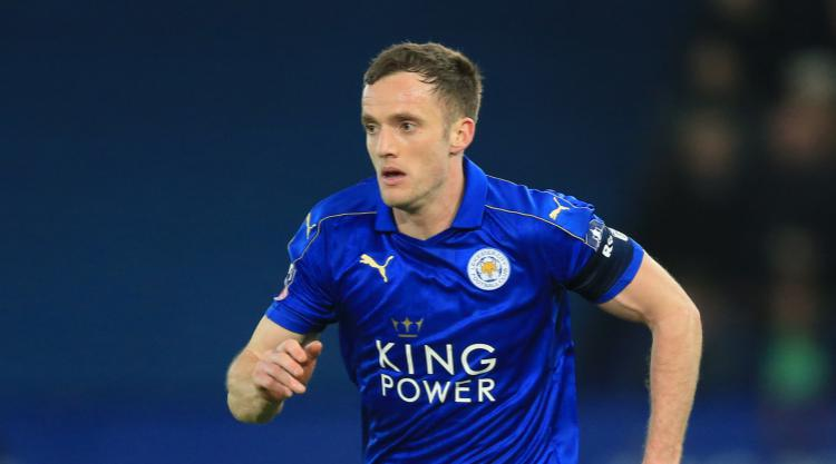 Leicester want top-half finish - Vardy