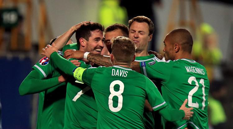 No nerves as history awaits Michael O'Neill and Northern Ireland
