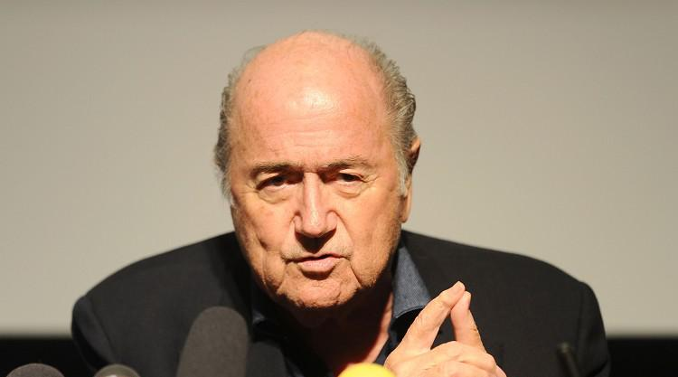 Blatter makes new World Cup claim