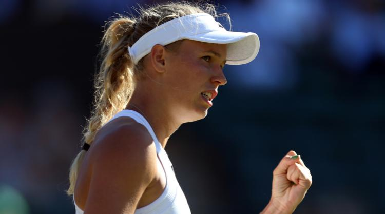 WTA : Wozniacki gets 42nd win of season, faces Siniakova in Bastad final