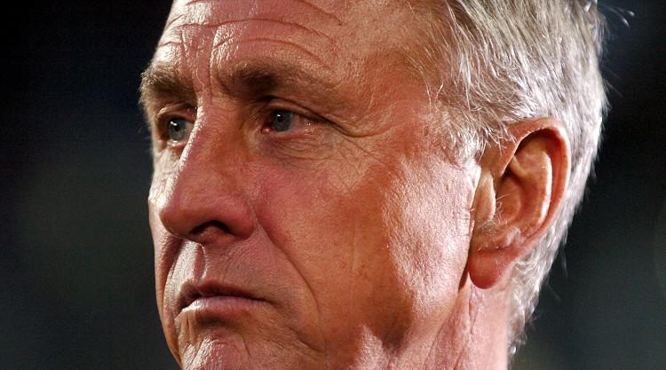 Johan Cruyff Confident Of Overcoming Cancer, Saying He Is '2-0 Up At Half-time'