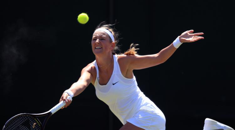 New mum Azarenka marches on as Murray, Nadal wait at Wimbledon