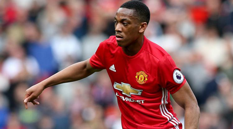 'The rumours are false' - Man Utd star Anthony Martial dismisses transfer speculation