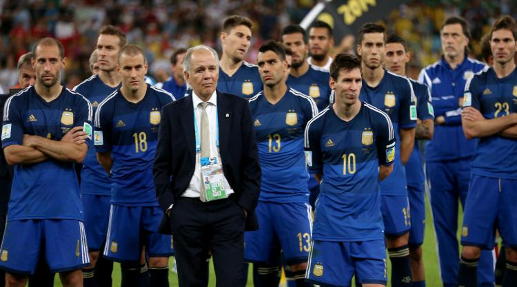 How sabella and higuain denied messi a world cup voltagebd Image collections