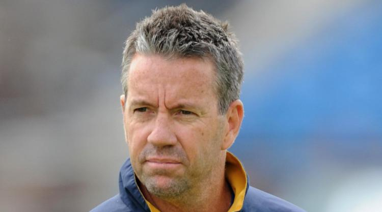 Stuart Law hit with fine for Test outburst
