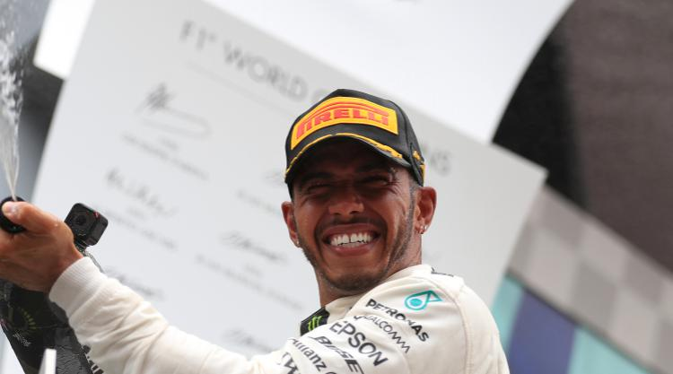 No Hamilton Mercedes talks before end of season