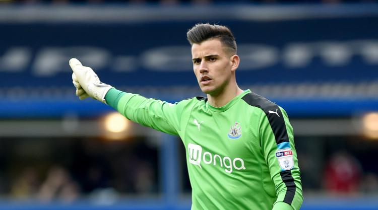 Karl Darlow Could Still Be Middlesbrough Bound Despite Rejected Bid