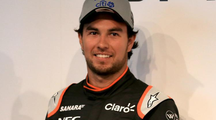 Perez re-signs with Force India for 2018