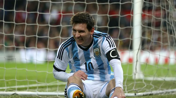 Messi could sit out for Argentina