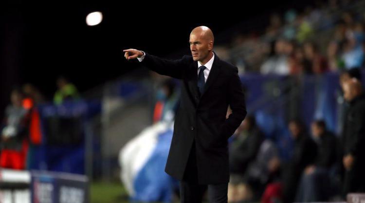 Zinedine Zidane: Sometimes football is cruel