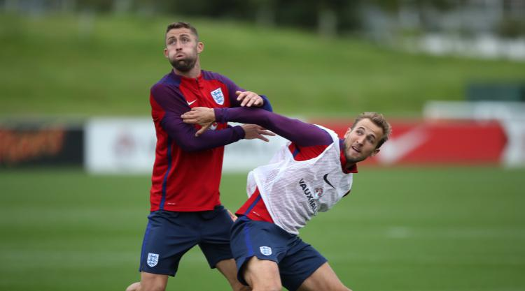 Southgate: England lucky to have Kane