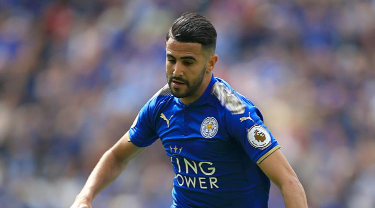 Arsene Wenger may bid for Riyad Mahrez after admitting interest in winger