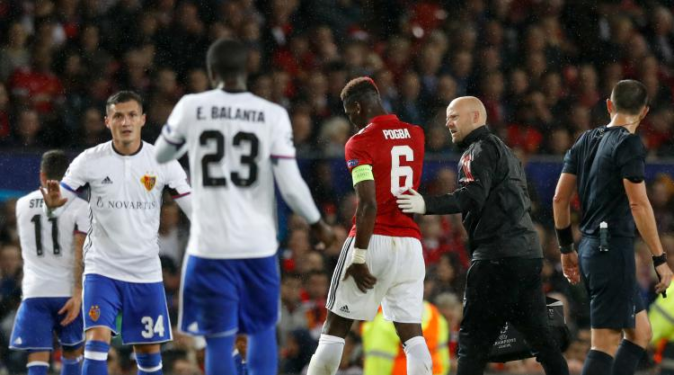 Man United's Andreas Pereira: Jose Mourinho comments 'didn't hurt me'