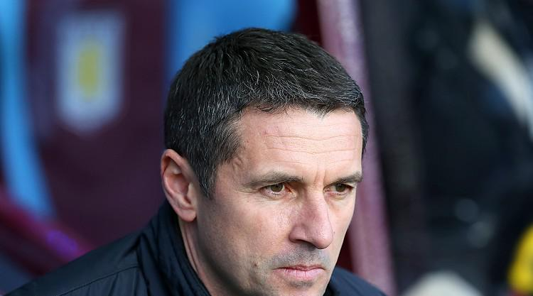 Remi Garde highlights the threat of former Aston Villa striker Christian Benteke